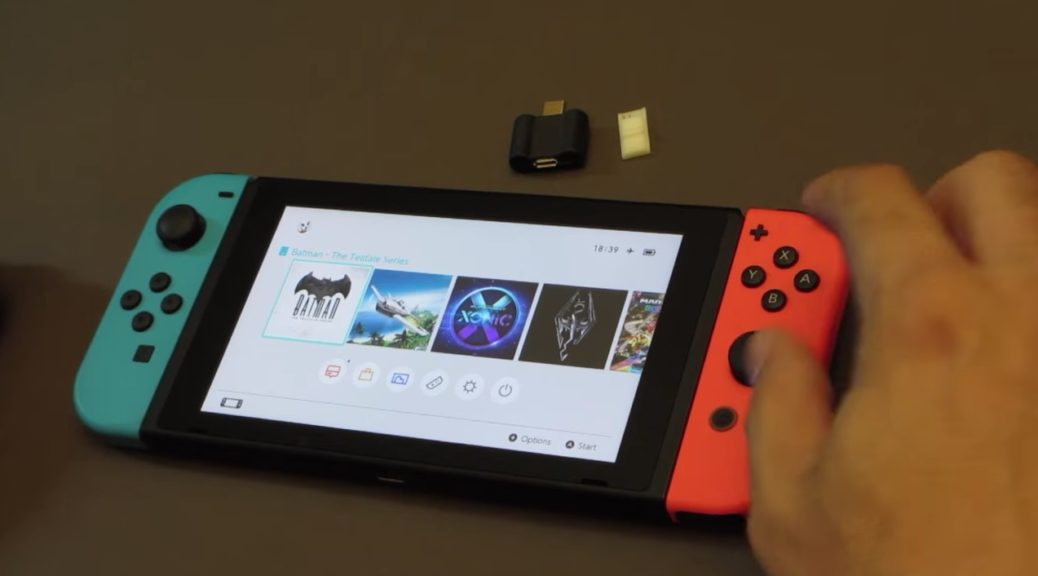 Switch Piracy OS Developer Under Fire For Stealing Open