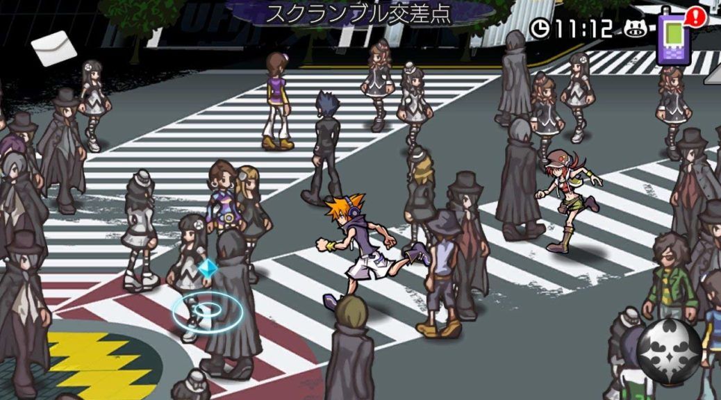 The World Ends With You: Final Remix: