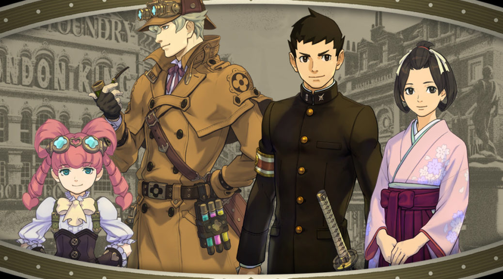 Hideki Kamiya Throws His Support Behind Localizing The Great Ace Attorney |  NintendoSoup
