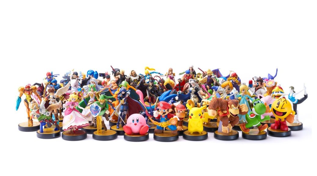 here s the list of super smash bros amiibo reprints and their