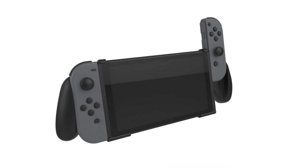 nintendo switch ecran