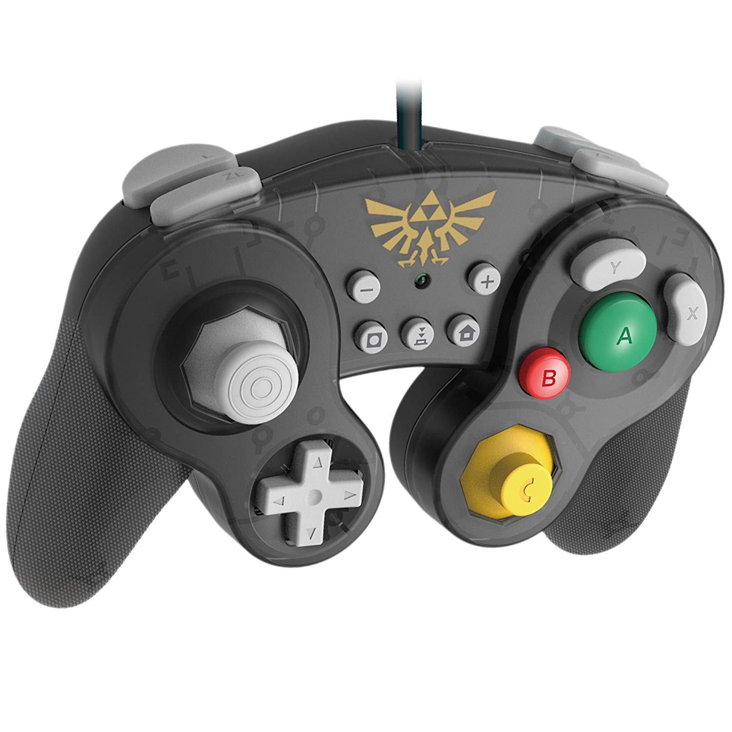 outlet on sale arrives fashion style HORI Reveals Mario, Zelda, And Pikachu GameCube Controllers ...