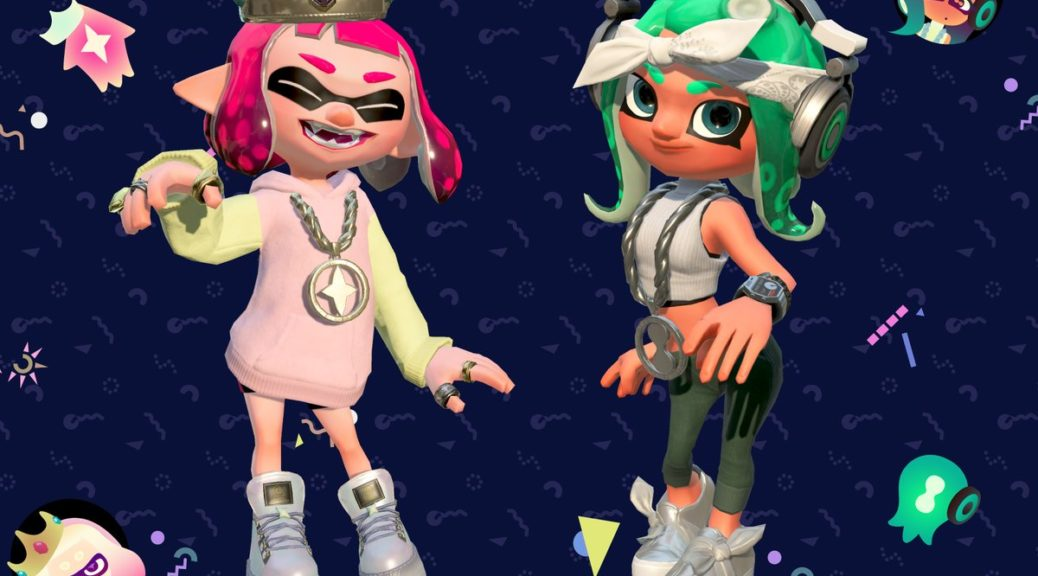 Splatoon 2 Was Developed At The Same Time As Splatoons Updates