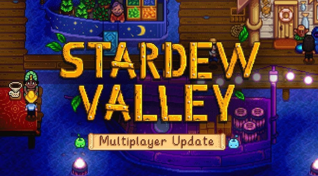 Stardew Valley Is The First Third-Party Title To Use Voice