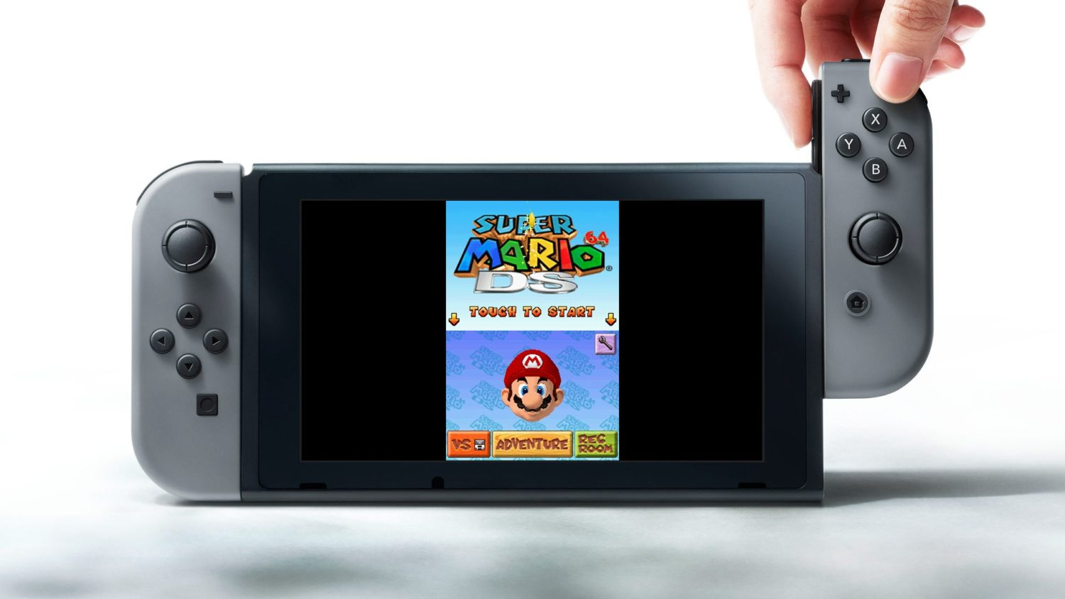 You Can Now Play DS Games On Nintendo Switch Via Homebrew ...