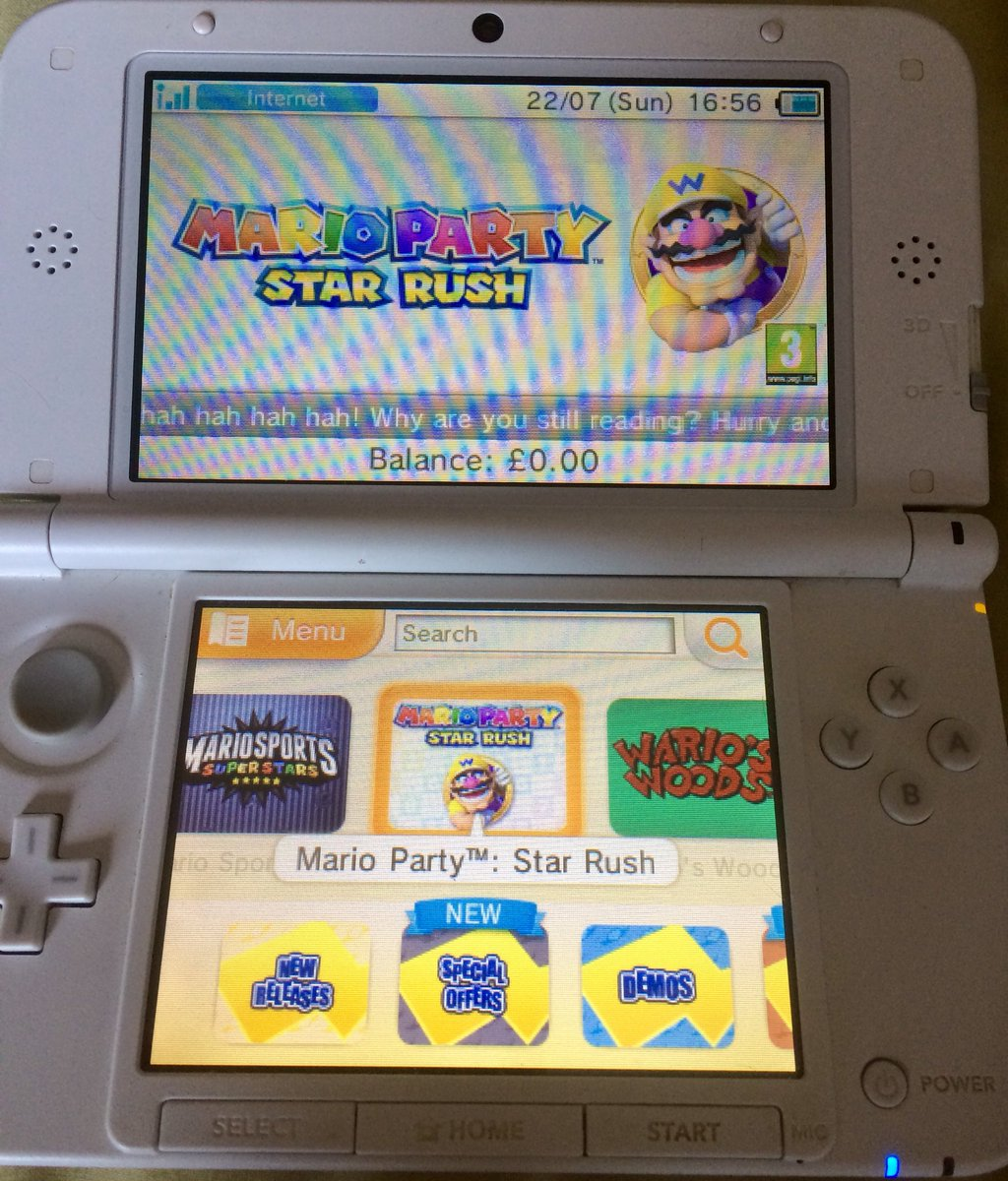 Image result for wario invades the eshop