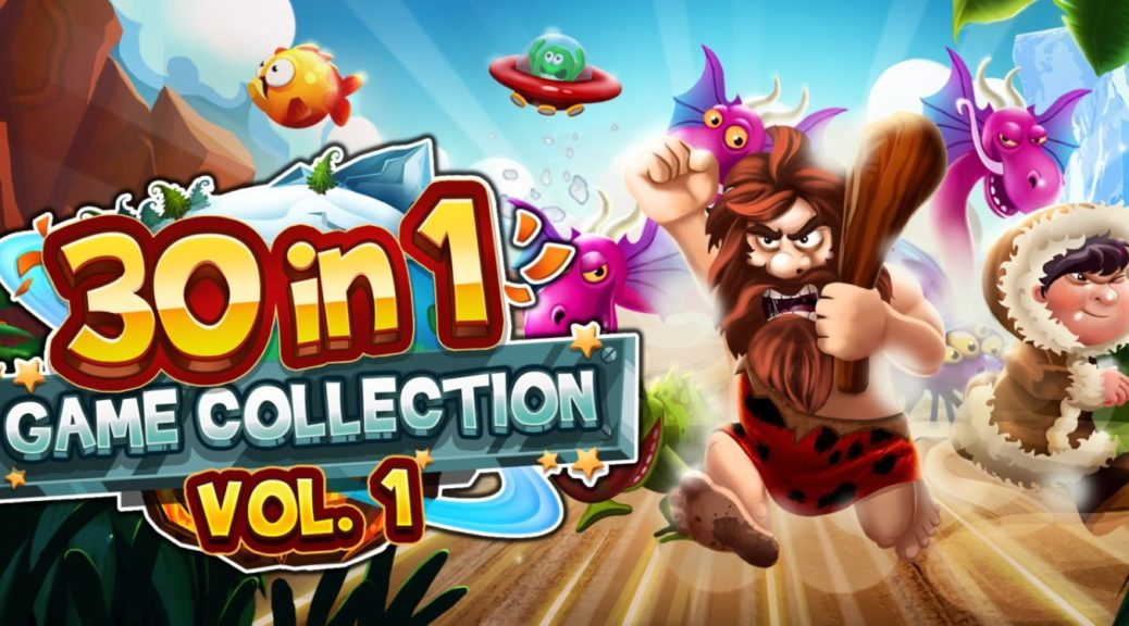 game review 30 in 1 game collection volume 1 switch nintendosoup