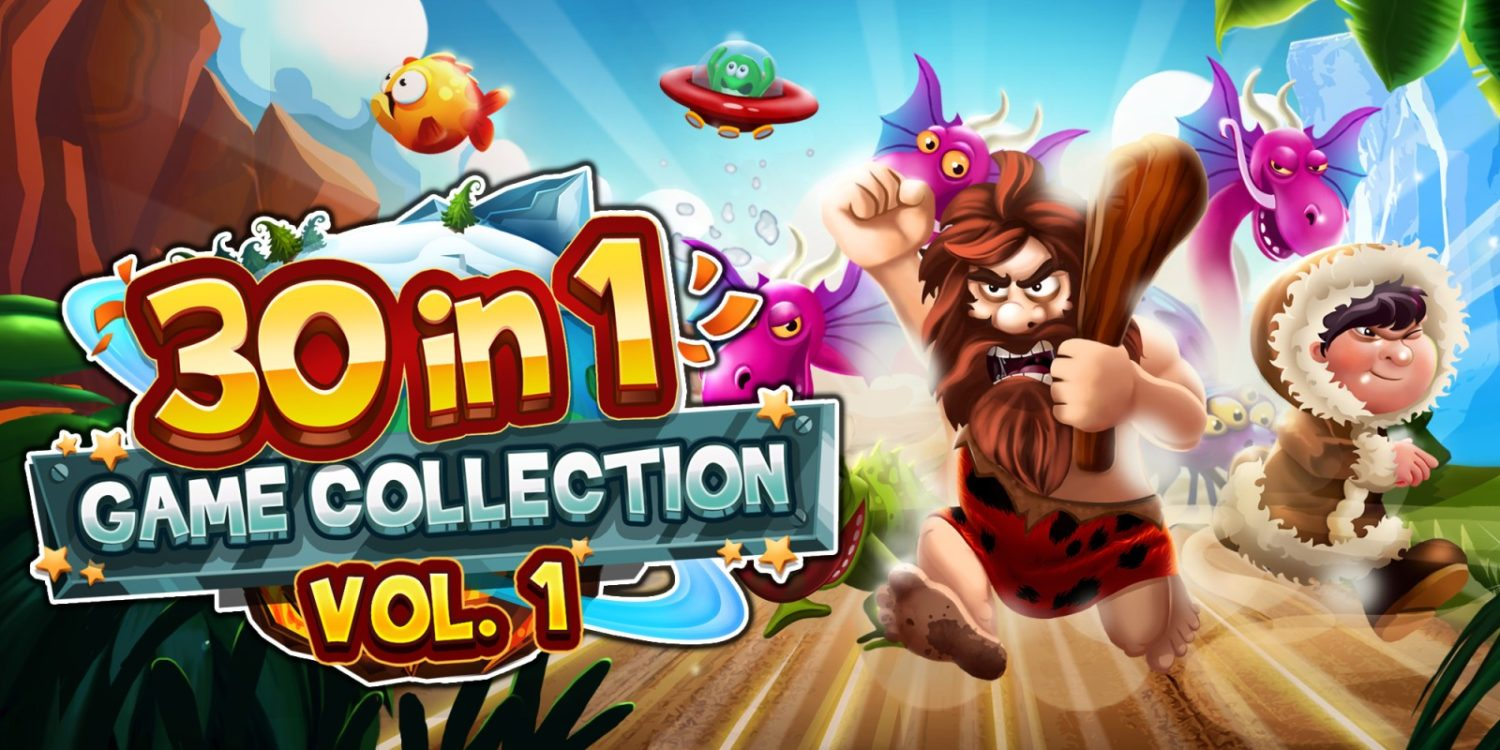 Game Review: 30-in-1 Game Collection: Volume 1 (Switch