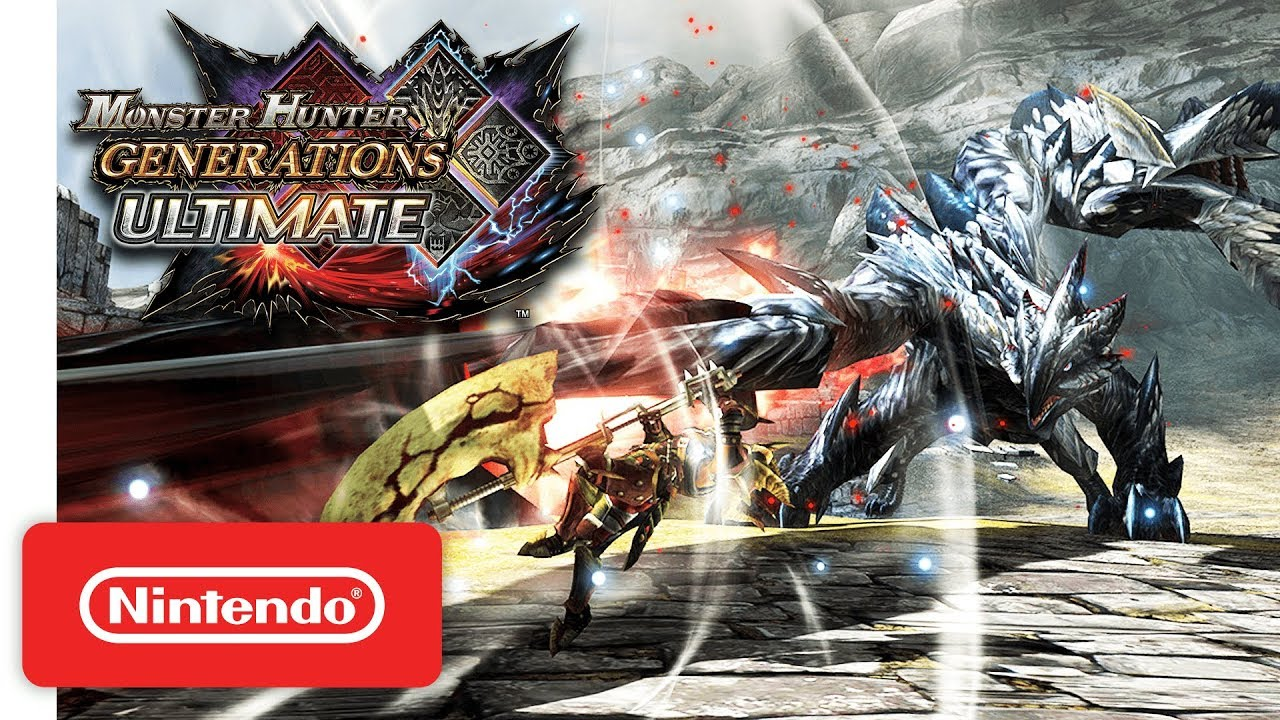 Monster Hunter Generations Has Sold 3.3 Million Units Worldwide