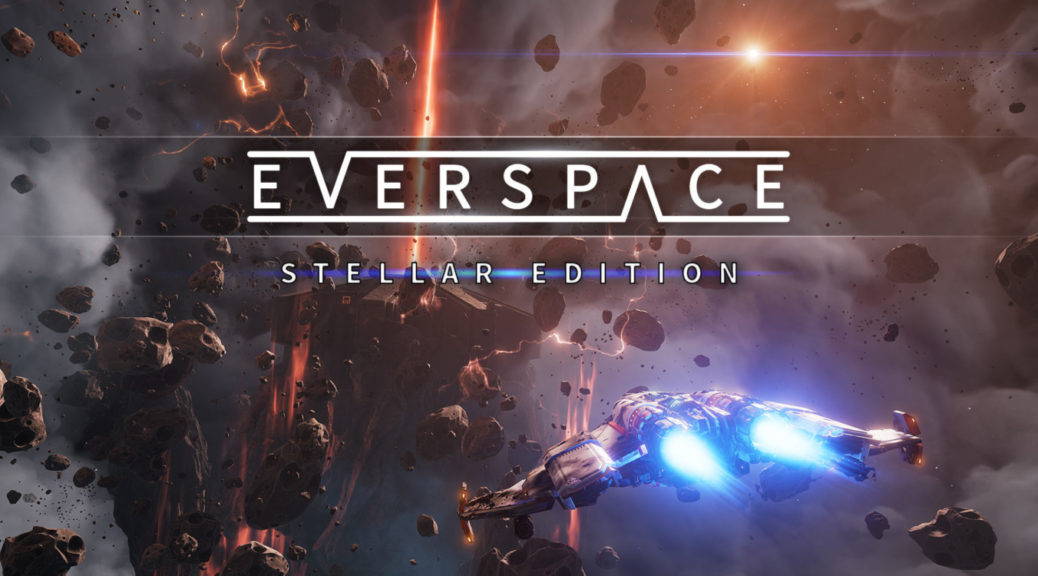 3d Space Shooter Everspace Launches On Switch This December