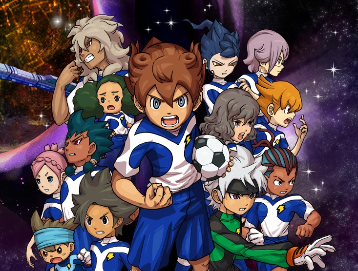Inazuma eleven go galaxy trademarked in europe after 3 years nintendosoup - Inazuma eleven galaxy ...