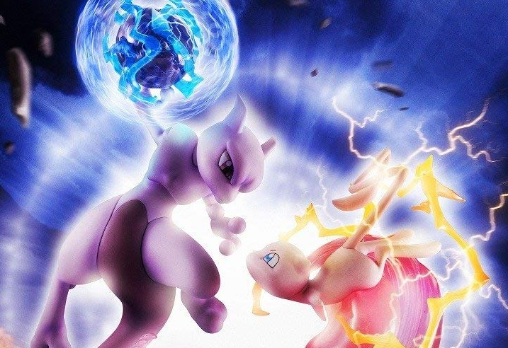 g e m ex mew and mewtwo figure up for pre order nintendosoup