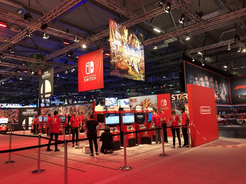 Gamescom Nintendo