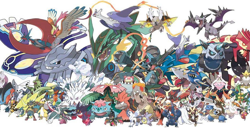 Mega evolution officially confirmed for pokemon let 39 s go - Pokemon mega evolution ex ...