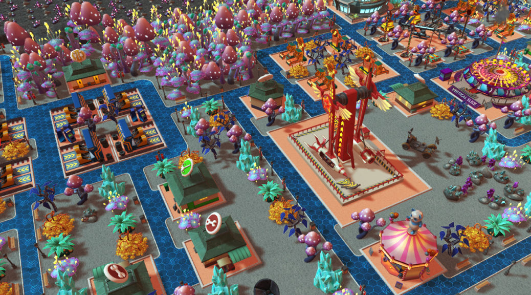 RollerCoaster Tycoon Adventures File Size, Languages, And More