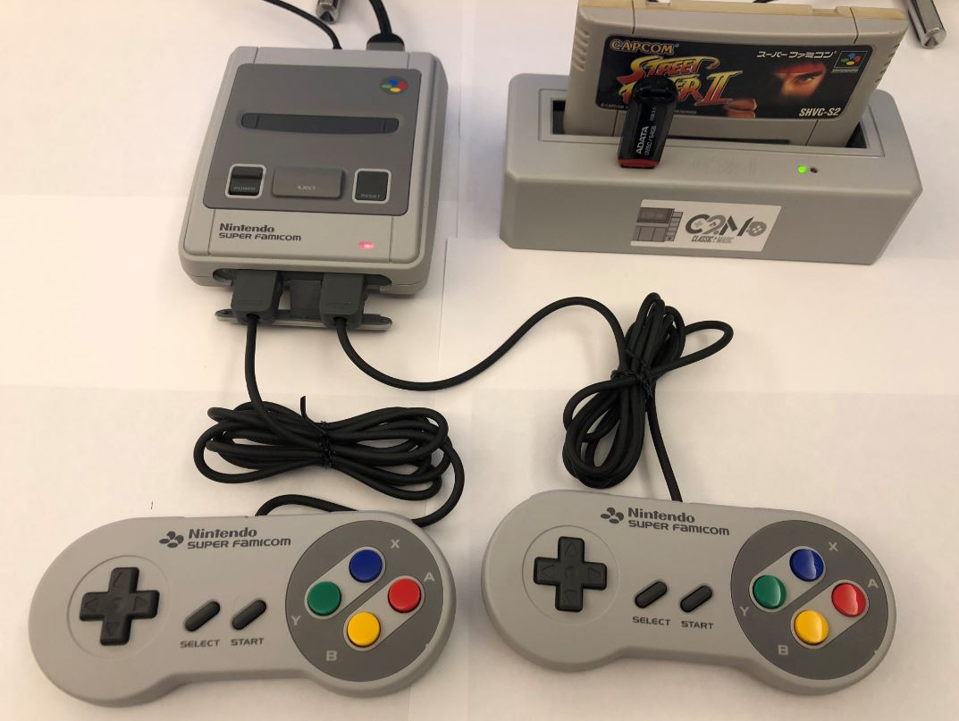 This Device Lets You Play SNES Cartridges On SNES Classic Edition