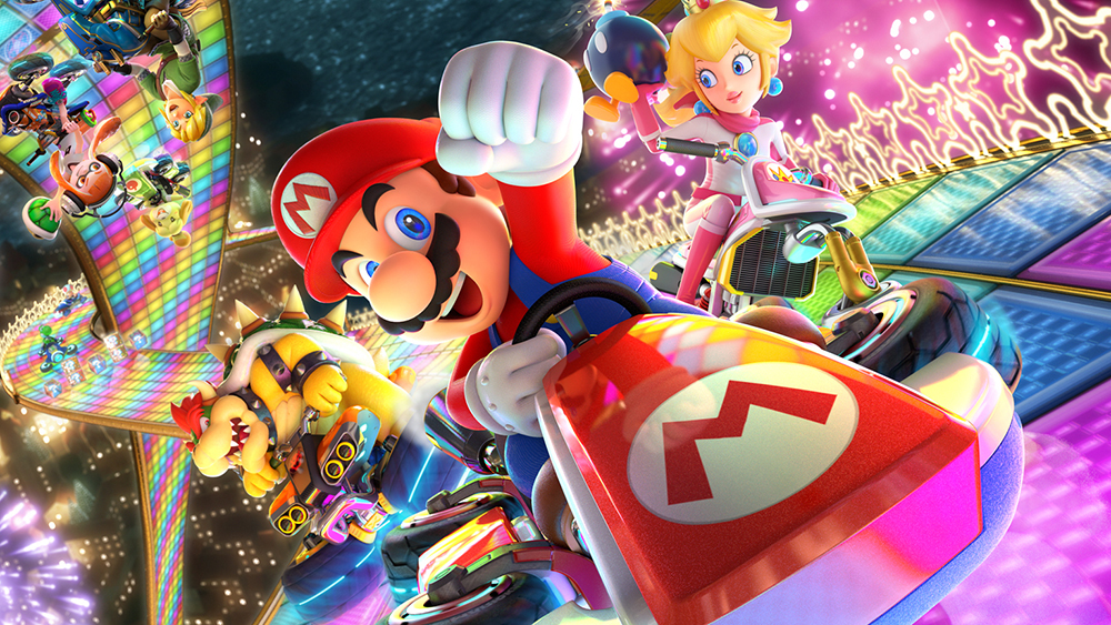 Mario Kart 8 - Download Game PC Iso New Free
