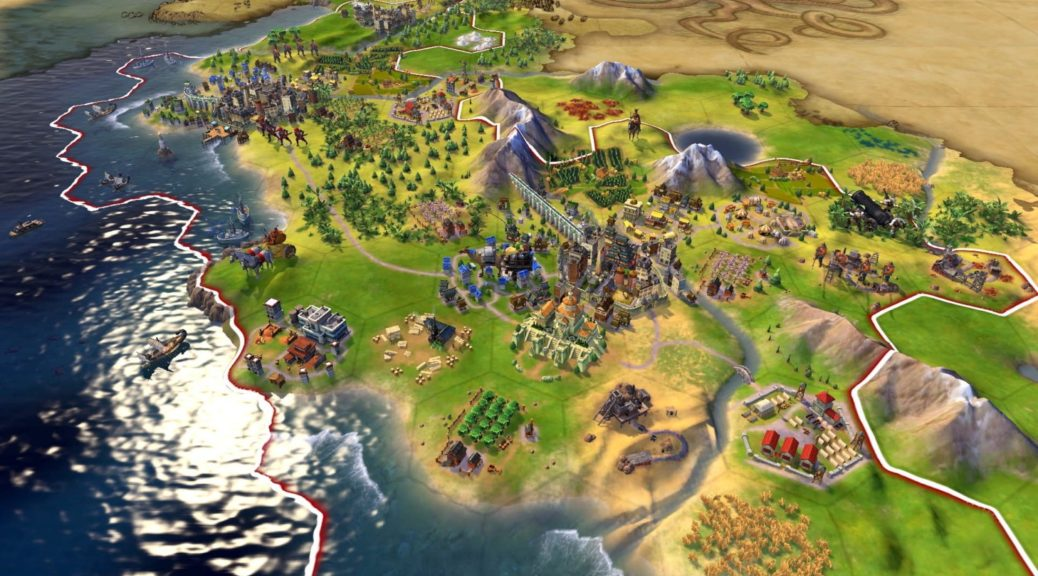 Civilization VI Switch Will Not Have Online Play Forever