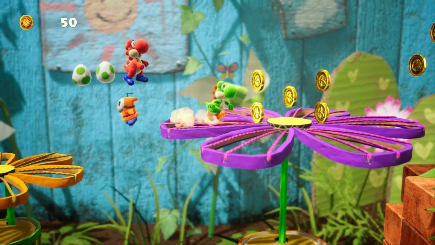 Yoshi's Crafted World Is The First Nintendo Game Developed With Unreal Engine 4
