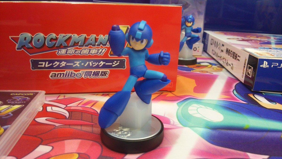 Gallery Photos Of Mega Man 11 And Upcoming Super Smash Bros Nintendo Switch Red Blue Bundle 2games 2amiibo Ultimate Amiibo Nintendosoup