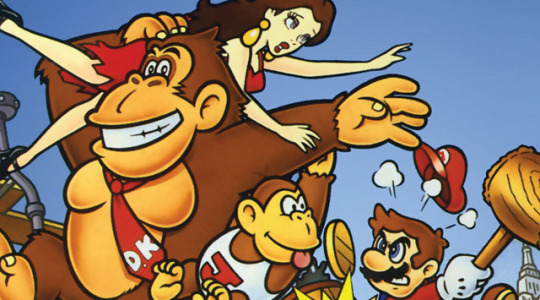 Arcade Archives: Donkey Kong Jr. Announced For Nintendo Switch