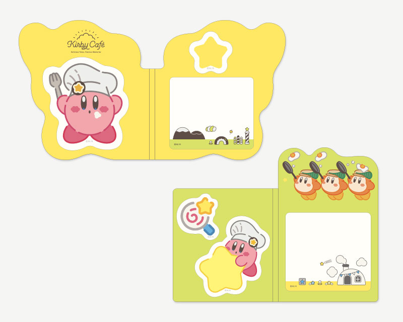 Kirby Cafe 2018 Reveals More Merchandise And Special Gift