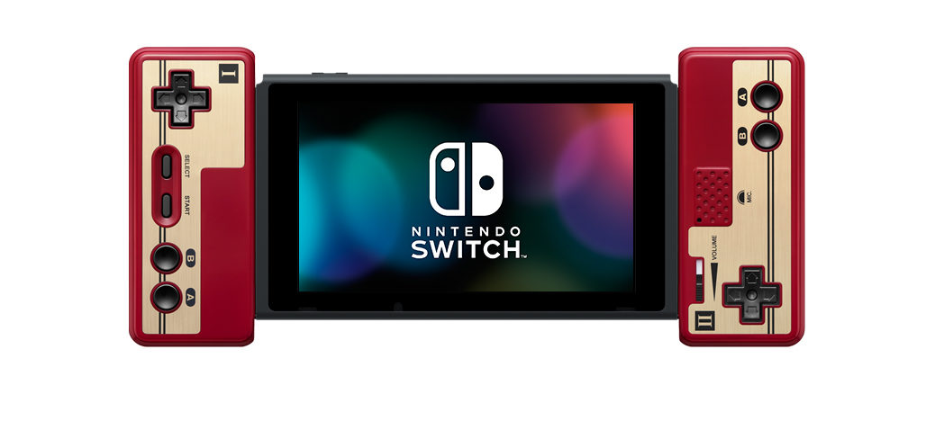 nintendo switch online nes controller