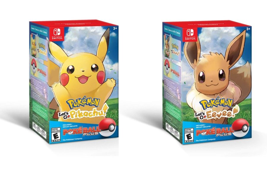 Pokemon Let S Go Surges On The Amazon Japan Video Game Bestseller