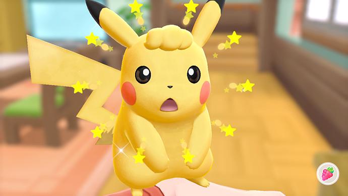 Fake Pokemon Let's GO Pikachu ROM Bricks Pirates' Consoles