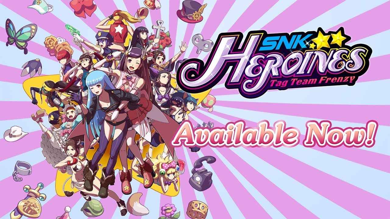 Snk Heroines Completely Fails In Japan Switch Version Sells Half Of