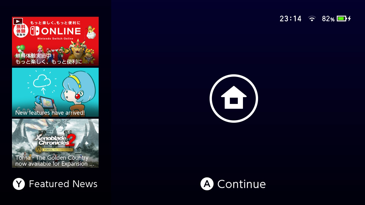 Custom Nintendo Switch Home Themes Now Possible Through Homebrew
