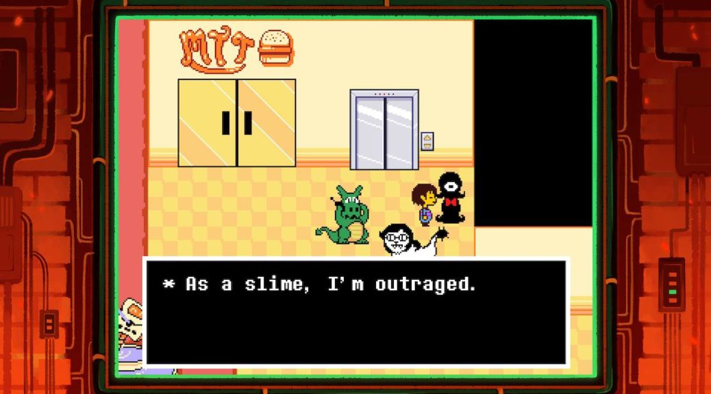 undertale is currently the bestselling switch game on the eshop