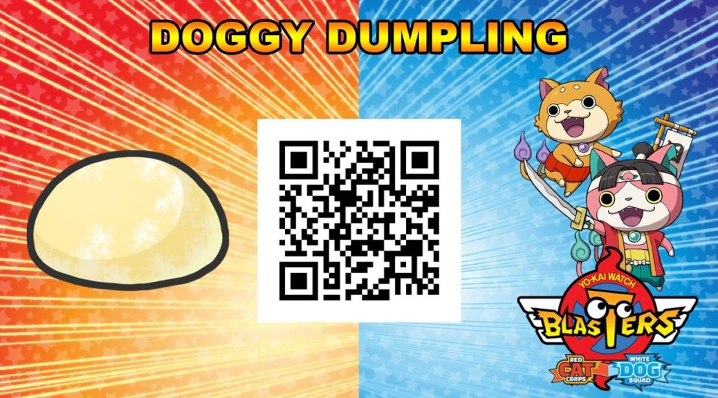 grab yokai watch items with these qr codes nintendosoup
