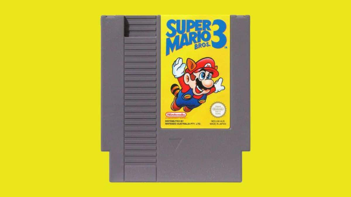 Happy 30th Anniversary, Super Mario Bros. 3