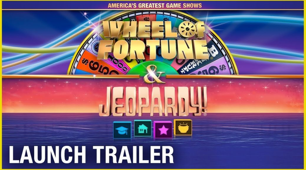 64a422b6bf8a0 America s Greatest Game Shows  Wheel of Fortune   Jeopardy! Out On Switch