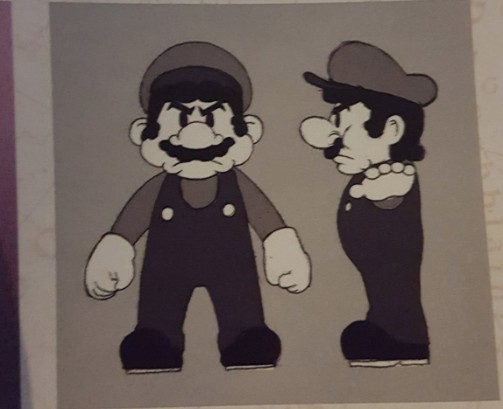 1940s Mario Angel Mario Maid Mario And More Unearthed In