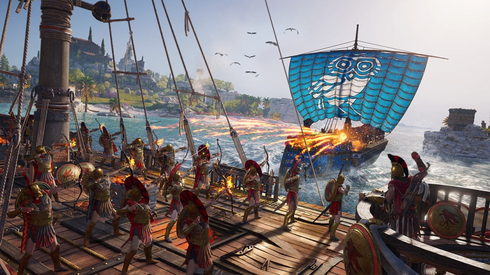 Assassin S Creed Odyssey Cloud Version File Size And Screenshots