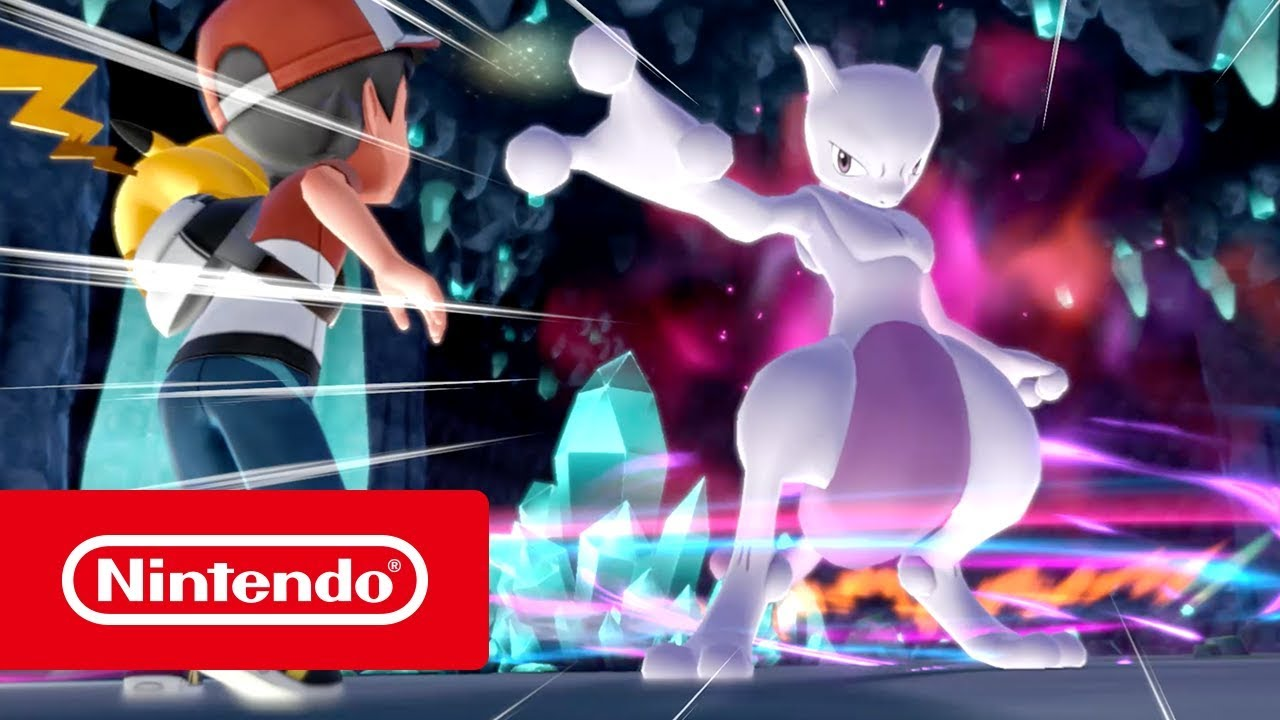 Watch The Latest Adventure Trailer For Pokemon Let's GO Pikachu/Eevee