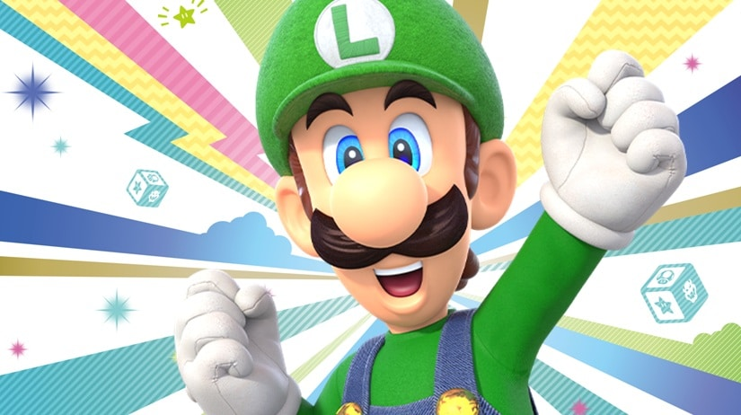 Someone is already getting luigi to win by doing nothing - Luigi mario party ...