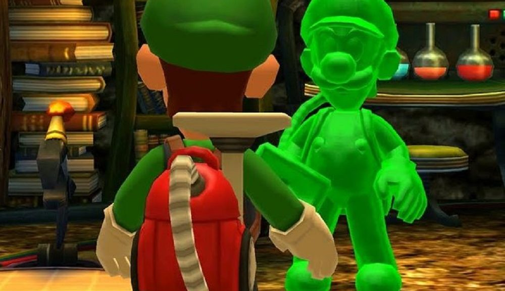 Luigi S Mansion 3 Hashtag Now Comes With A Ghost On Twitter