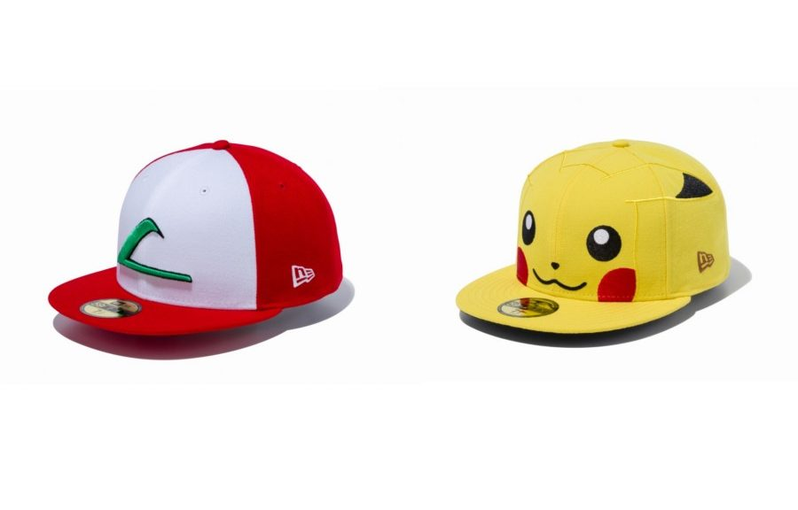 eb11bb8d0ef07 New Era Introduces New Official Pokemon Caps