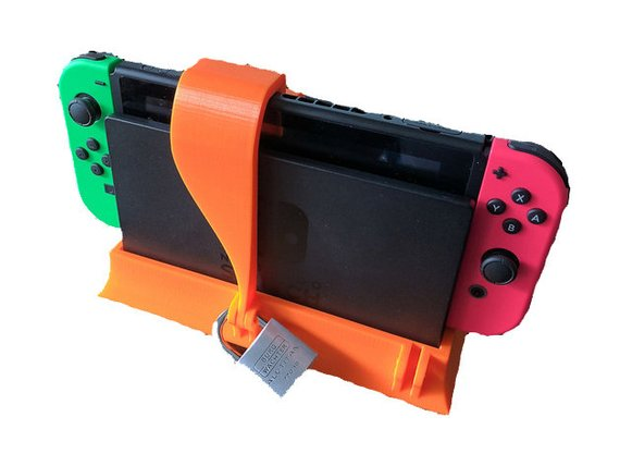 Stop Your Kids From Playing Nintendo Switch With This Evil Lock