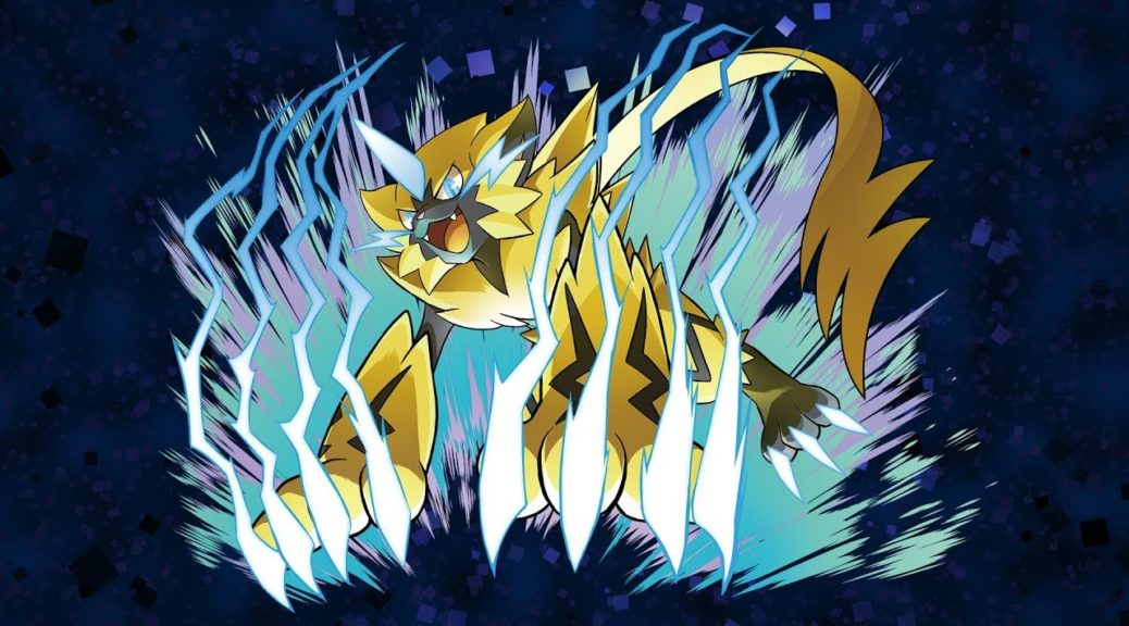 Pick Up The Mythical Pokemon Zeraora At GameStop In The US