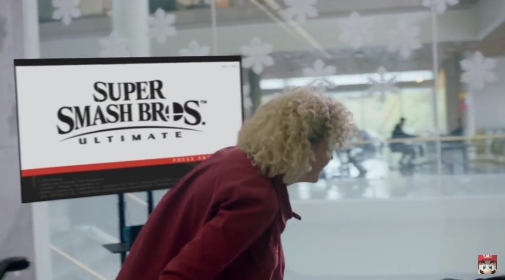 Latest Commercial Casts Doubt On Super Smash Bros  Ultimate