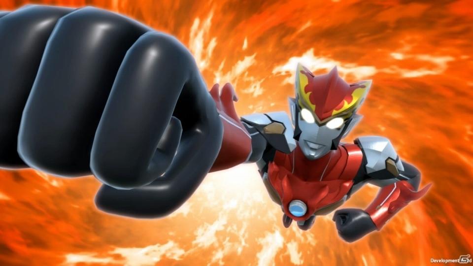 Nari Kids Park: Ultraman R/B for Switch Archives   NintendoSoup