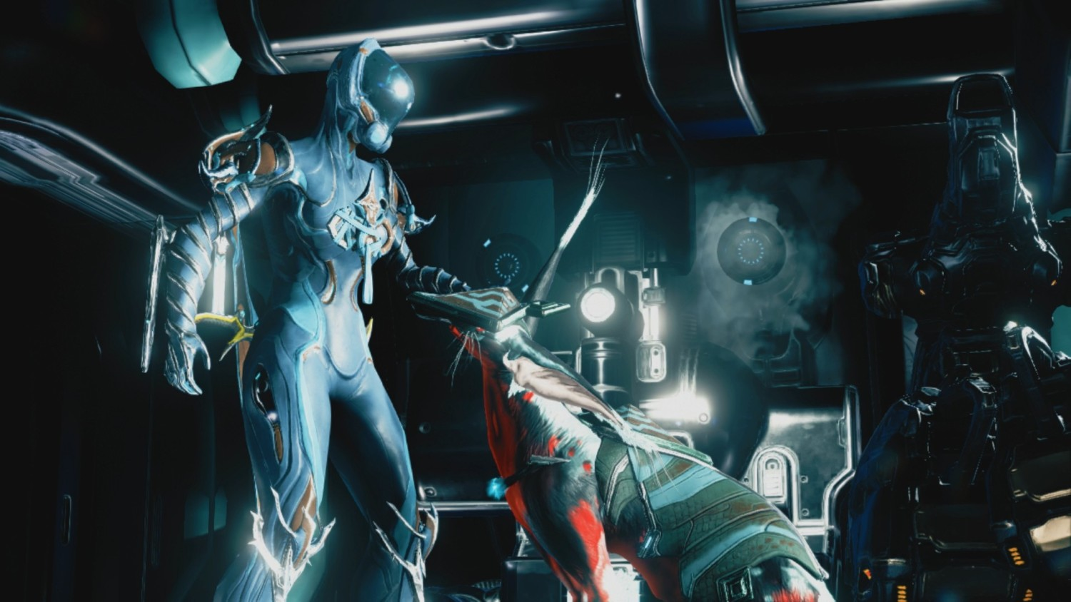 Warframe Switch Voice Chat Does Not Require Mobile App, More