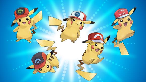 Ash Cap Pikachu Distribution Goes Live In North America  eebab55007dc