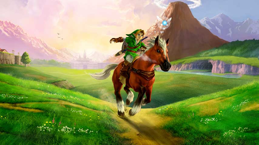 Happy 20th Birthday The Legend Of Zelda Ocarina Of Time Nintendosoup