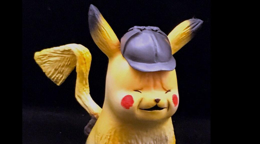 Fan-Art: Hilarious Detective Pikachu Meme Gets Recreated ...