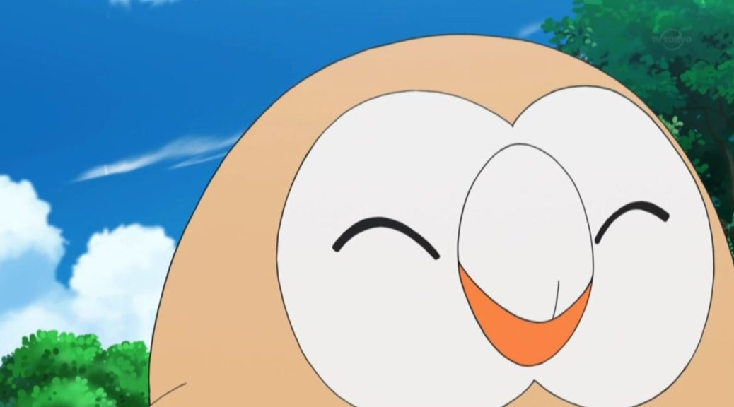 Ashs Rowlet Will Never Evolve In Pokemon Sun Moon Anime